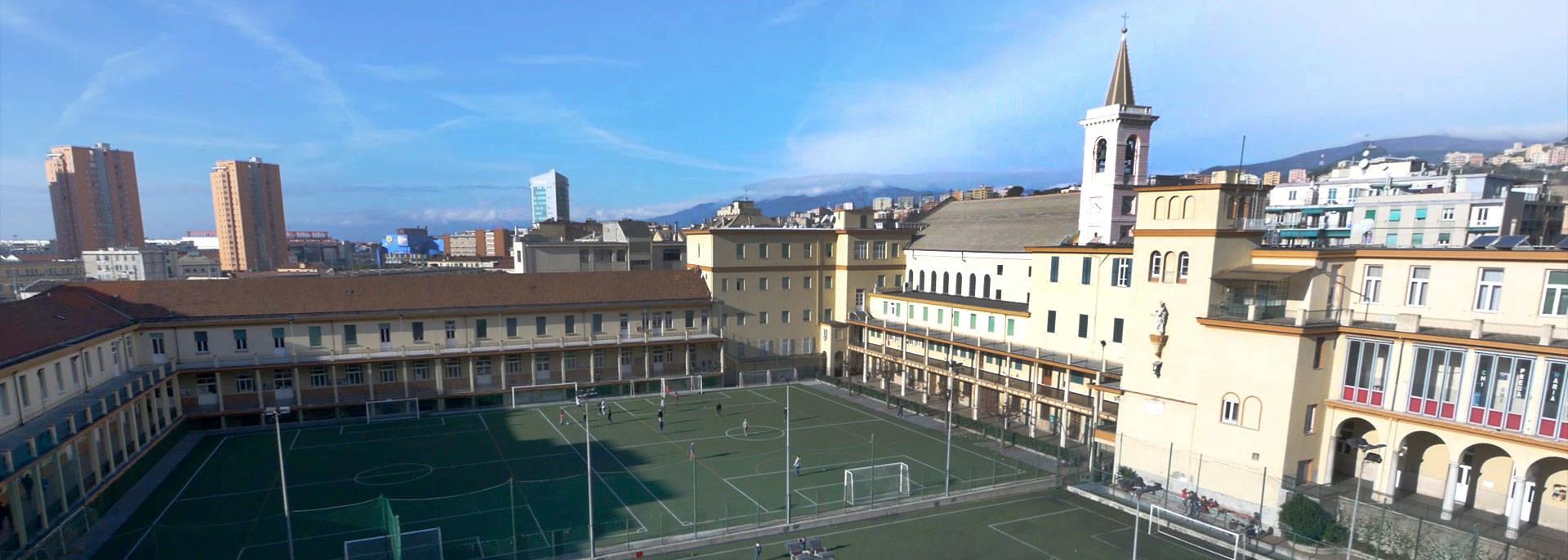 Don Bosco campo di calcio
