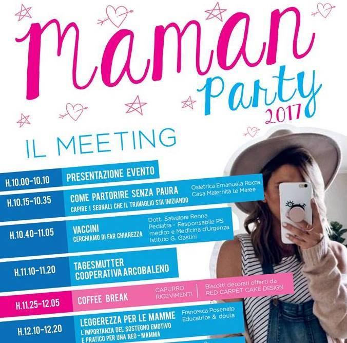 Maman Party