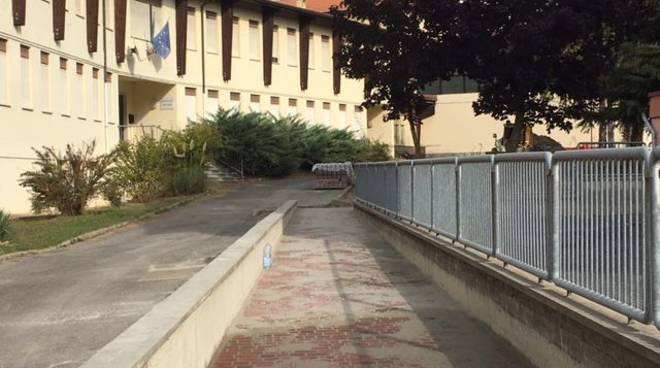 Cengio marciapiedi bormida