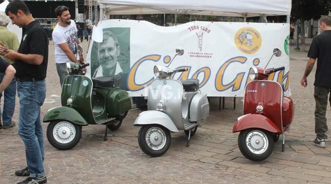 Cairo Montenotte quarto memorial Gianluca Bogliolo Vespe