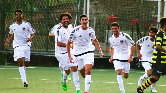 Calabrese -  Ospedaletti Calcio