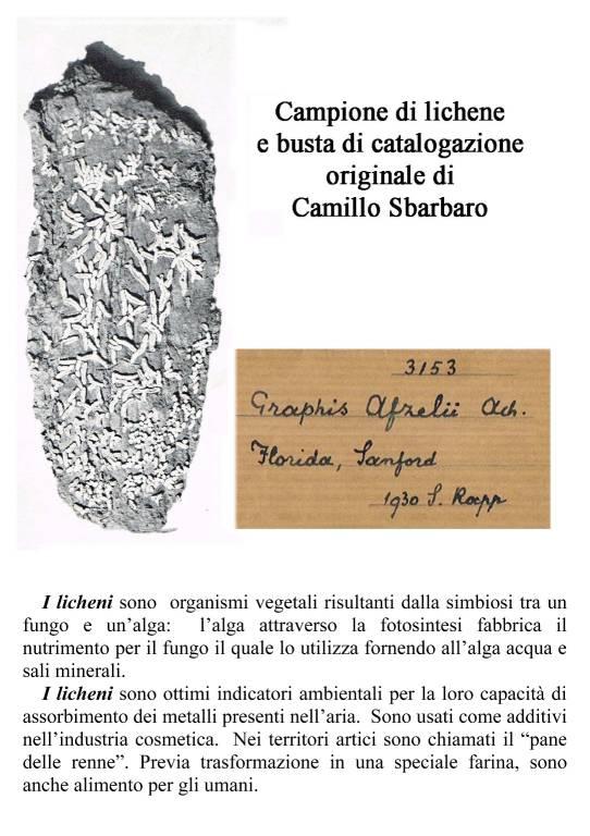 Camillo Sbarbaro 50esimo morte