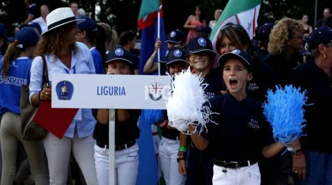 Equitazione: Ponyadi 2017 pioggia di medaglie per la Liguria!