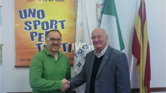 BRUNO ZUPO nominato Presidente Onorario della Polisportiva del Finale ASD!!!!