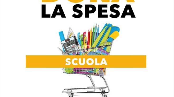 Domani e sabato molte associazioni savonesi impegnate nell\'iniziativa della Coop: Dona la spesa - materiale didattico