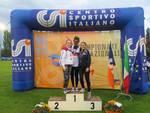 XX campionato Nazionale Atletica CSI - Cles