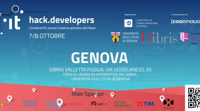 Hack.Developers - Sede di Genova