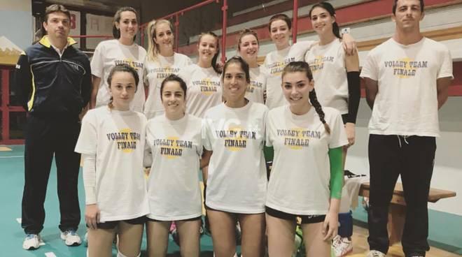 Volley, serie D femminile: esordio con tante nuove giocatrici