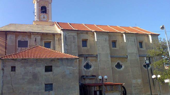 Chiesa San Maurizio Segno Vado Ligure