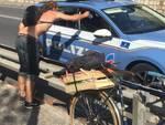 ciclista A10