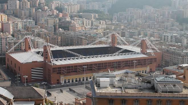 Serie A, l'allerta meteo causa rinvio di Sampdoria-Roma