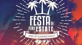Festa di fine estate al Vittorino di Loano