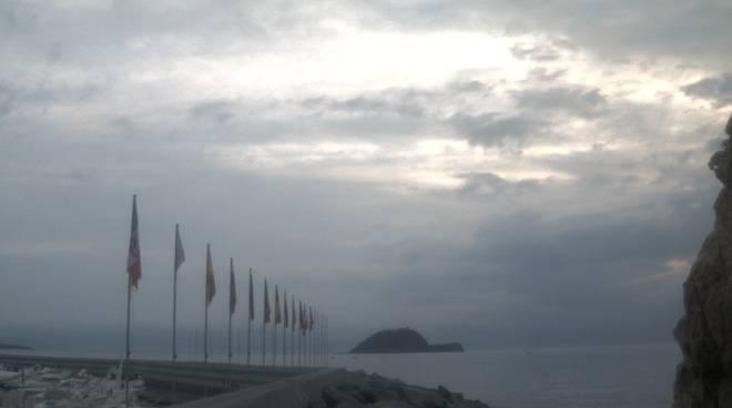 Foto Meteo Alassio Nuvoloso 24 settembre