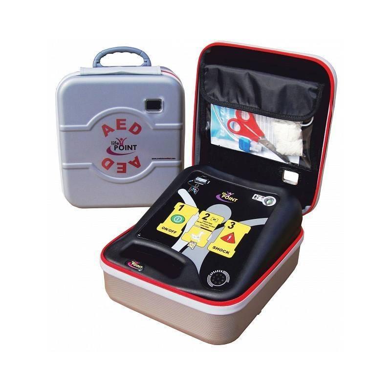 furto lagaccio defibrillatore