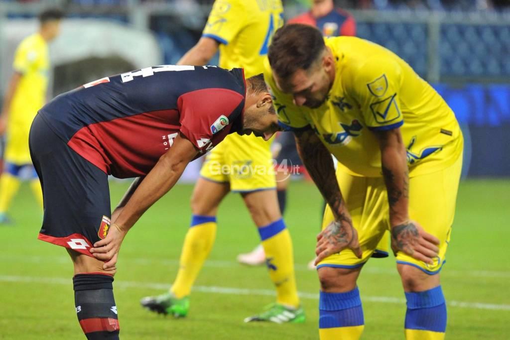 Genoa Vs Chievo Verona Serie A