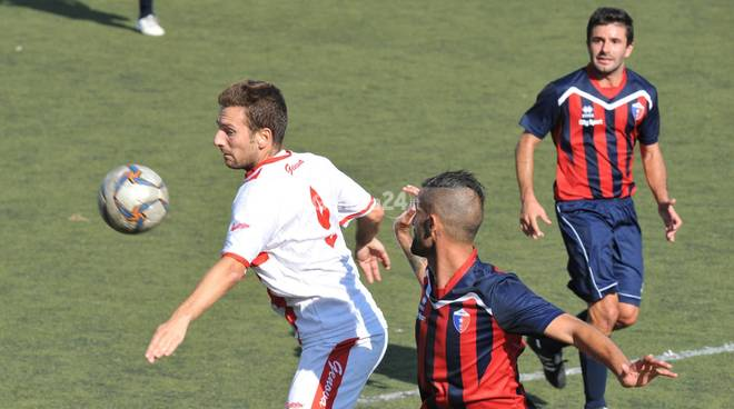 Genova Calcio Vs Vado Eccellenza Girone A