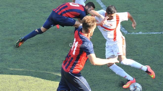 Genova Calcio Vs Vado Eccellenza Girone A