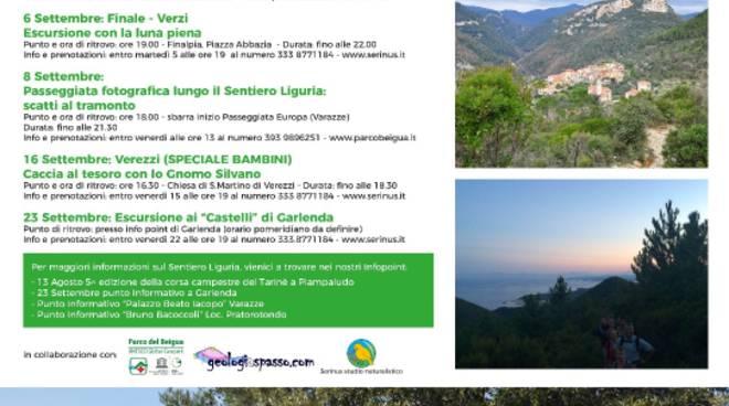 Giornata Escursionismo Garlenda
