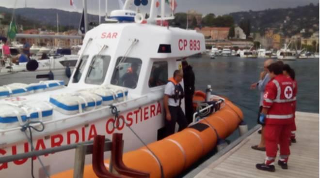 guardia costiera santa