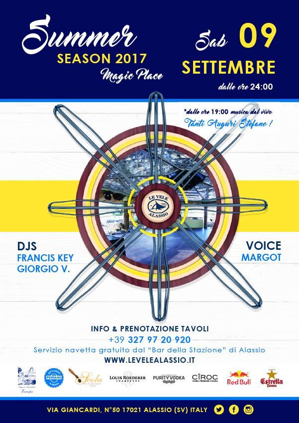 le vele settembre