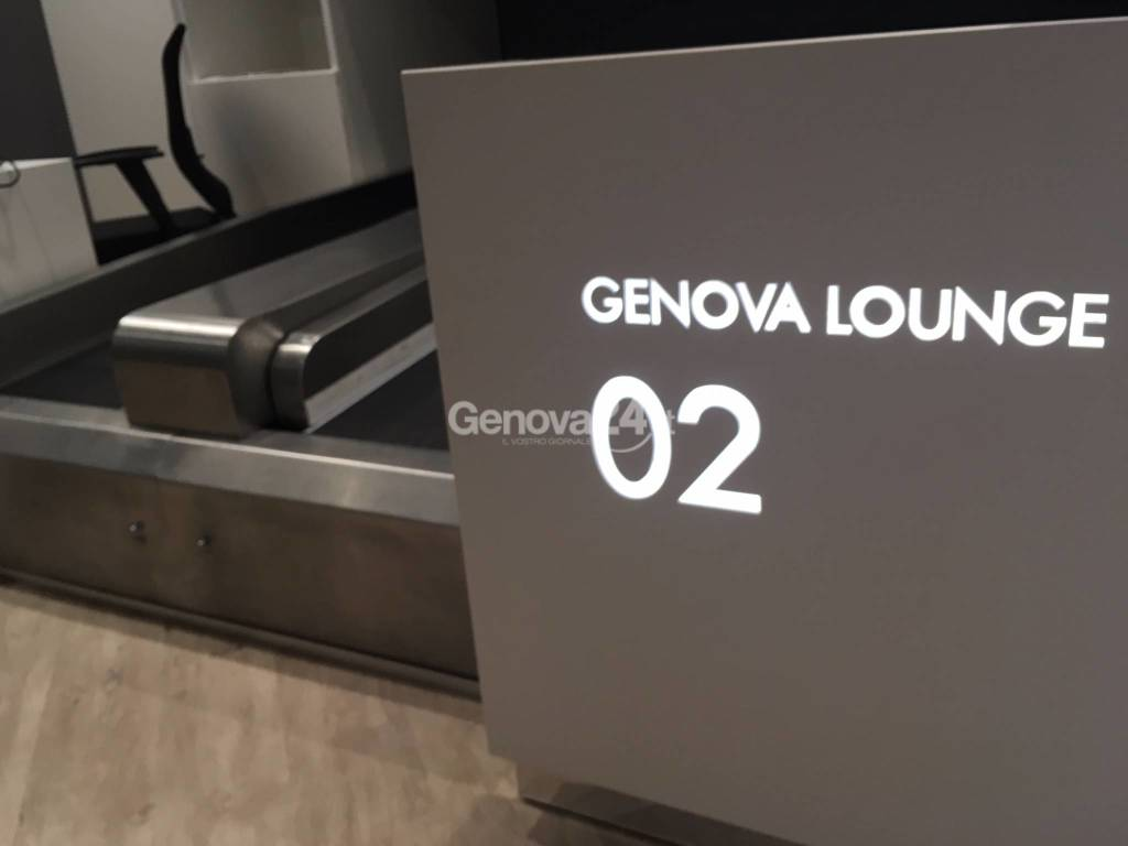 Lounge Aeroporto di Genova