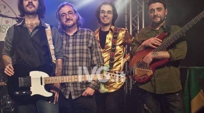 Mojo Ramblers musicisti