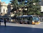 mortale bus moto brignole