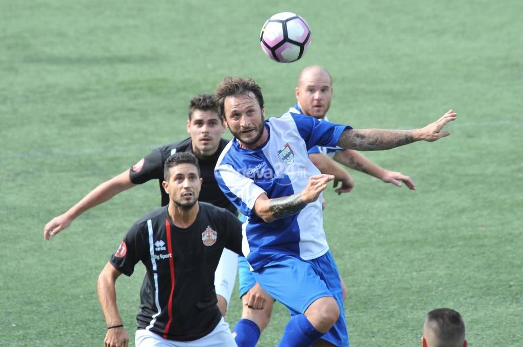 Mura degli Angeli Vs Oregina Coppa Liguria
