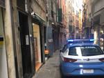 pattuglione centro storico genova
