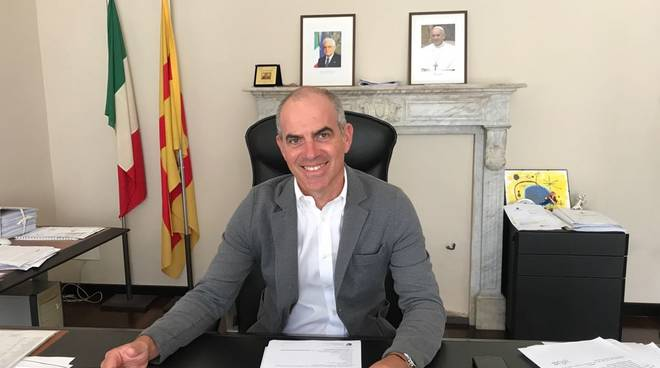 sindaco Albenga Giorgio Cangiano ultima