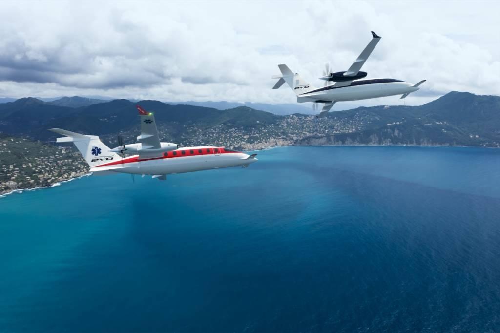 Piaggio Aerospace Avanti EVO Special Mission