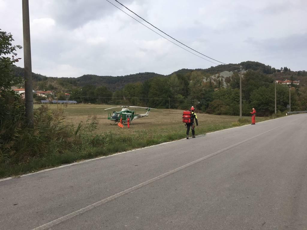 Piana Crixia, incidente stradale in località Cascinazza