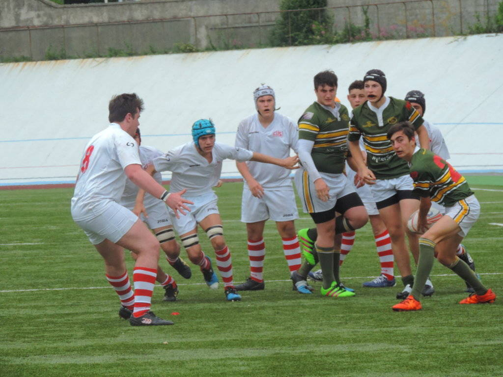 rugby under