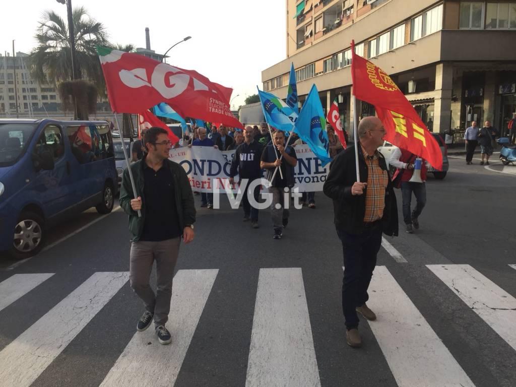 sciopero mondomarine