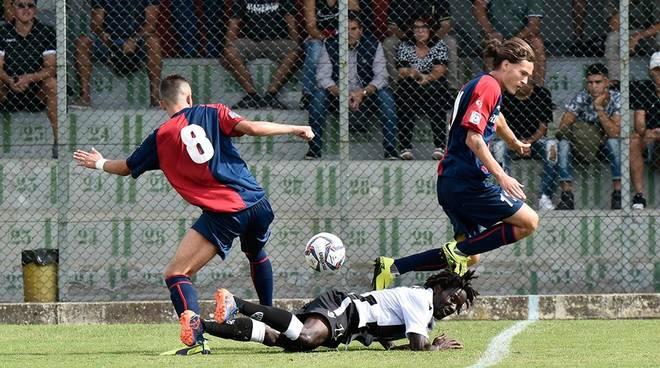 Sestri Levante vs Lavagnese