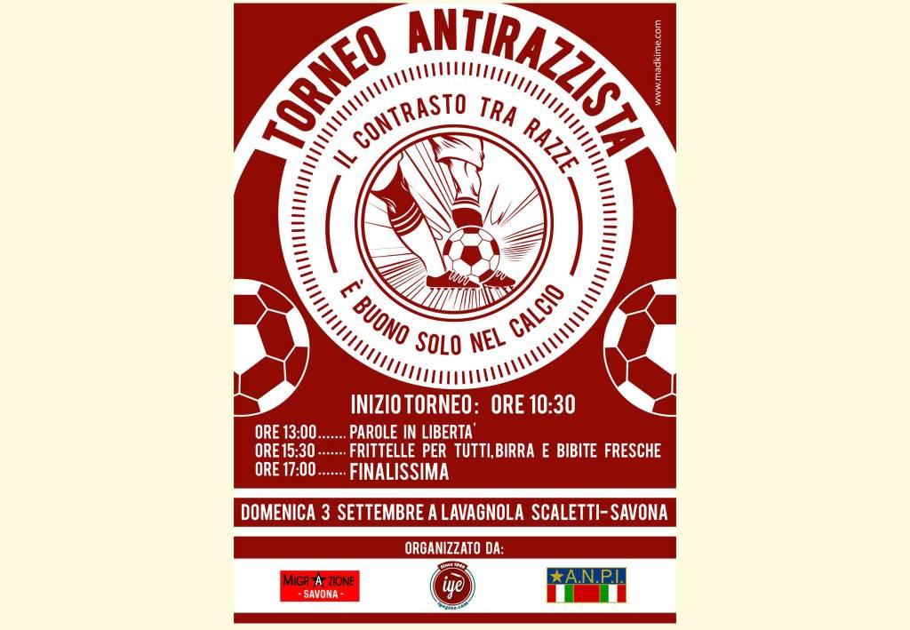 torneo antirazzista 2017