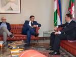 Regione Incontro Ambasciatore Ungheria
