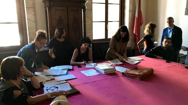 Firma Risarcimento Savona Palazzo Gavotti