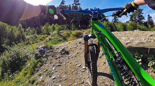 Mountain Bike Enduro