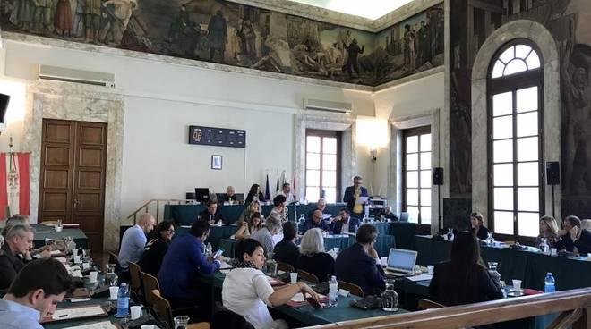 Consiglio Comunale Savona Caprioglio ULTIMO