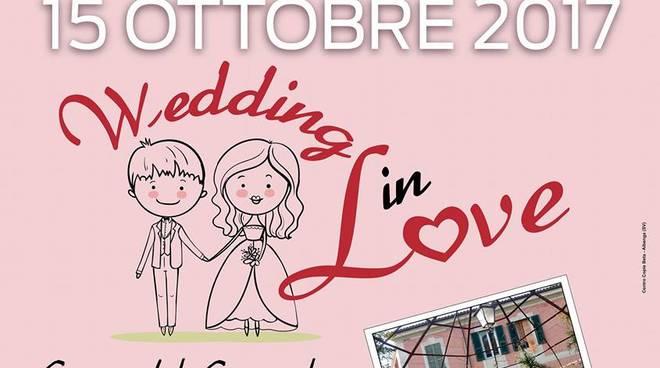 Wedding in Love calice ligure