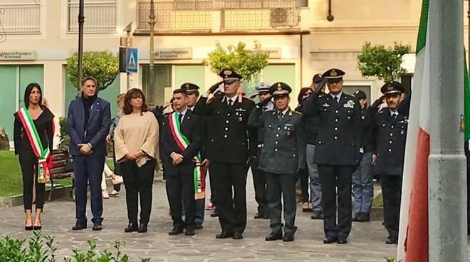 """Ad Alassio le celebrazioni della """"Giornata Azzurra"""""""
