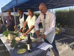Albenga, evento pro pesto all'Ortofrutticola