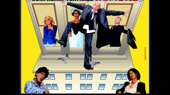 Appartamento al Plaza Compagnia Teatrale 7 a 7mbre commedia