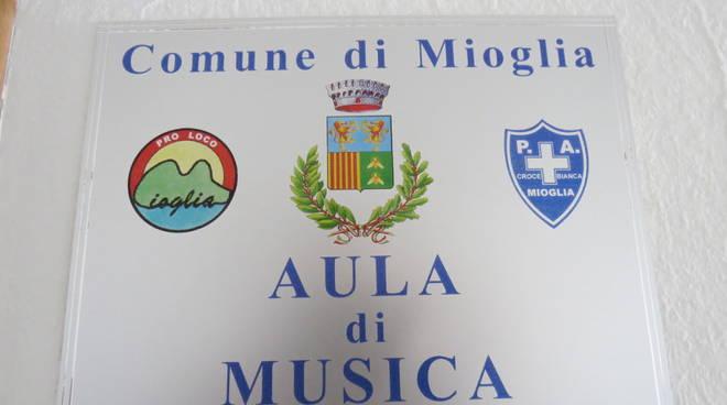 aula musica mioglia