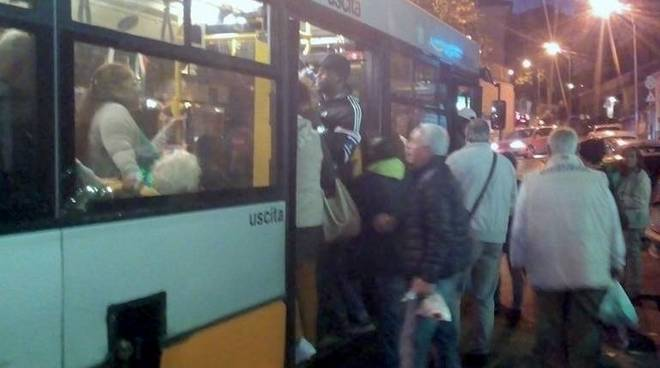 autobus coronata