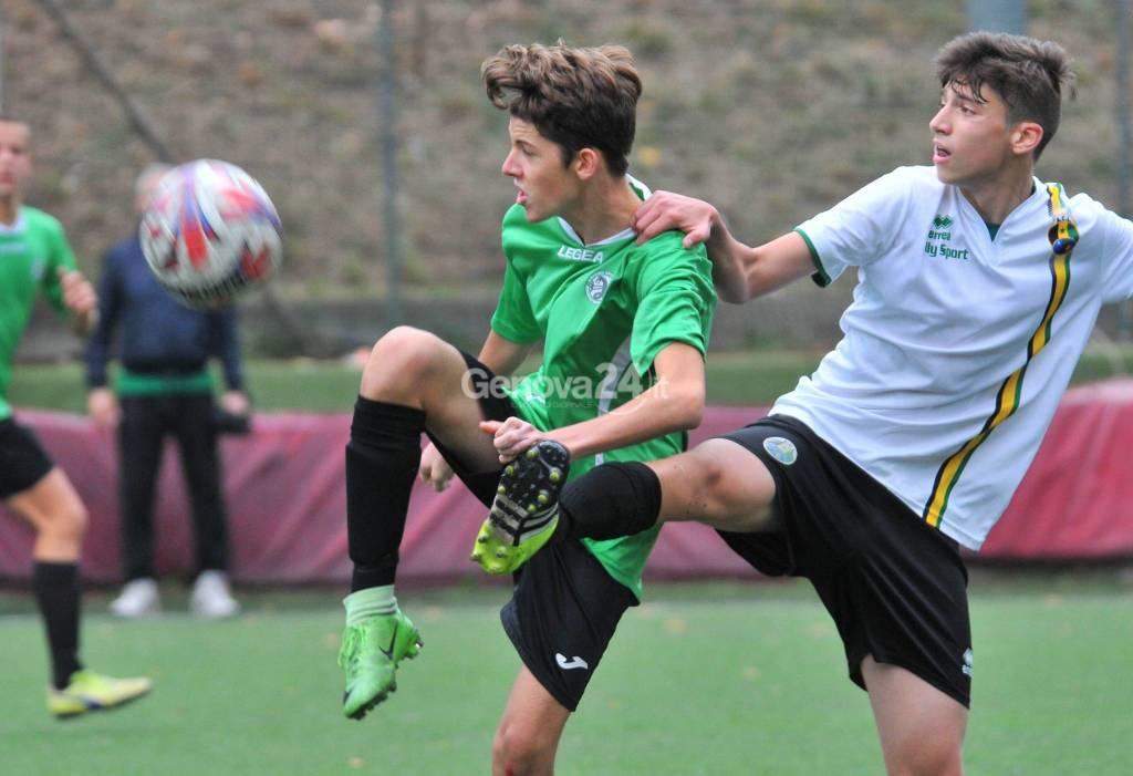 Baiardo vs Athletic  Allievi regionali