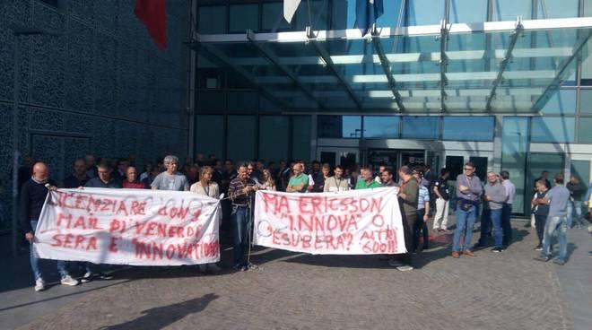 Ericsson, altri 600 posti a rischio: domani sciopero nazionale