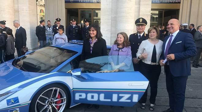 Polizia di Stato Regione Liguria
