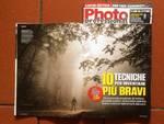 """L'autoscatto del giovane fotografo pietrese all'interno della rivista """"Photo professional"""""""